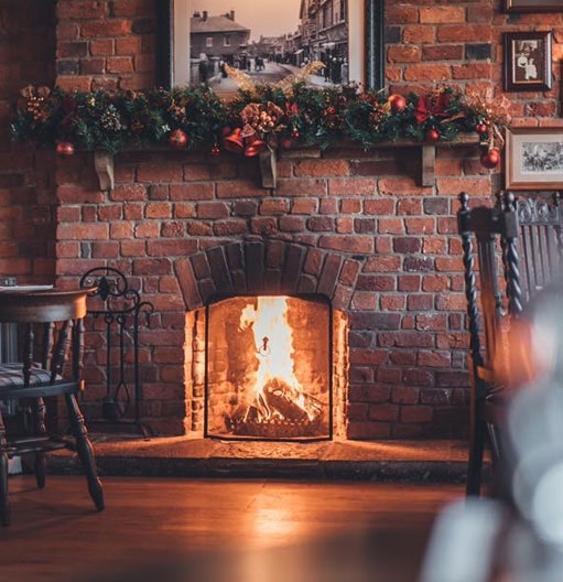 Roaring fires, mulled wine  and a festive sing along… with a difference.